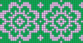 Alpha pattern #36608