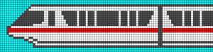 Alpha pattern #36614