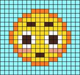 Alpha pattern #36617