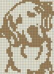 Alpha pattern #36618