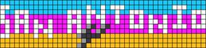 Alpha pattern #36621