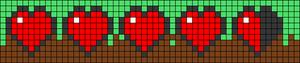 Alpha pattern #36622