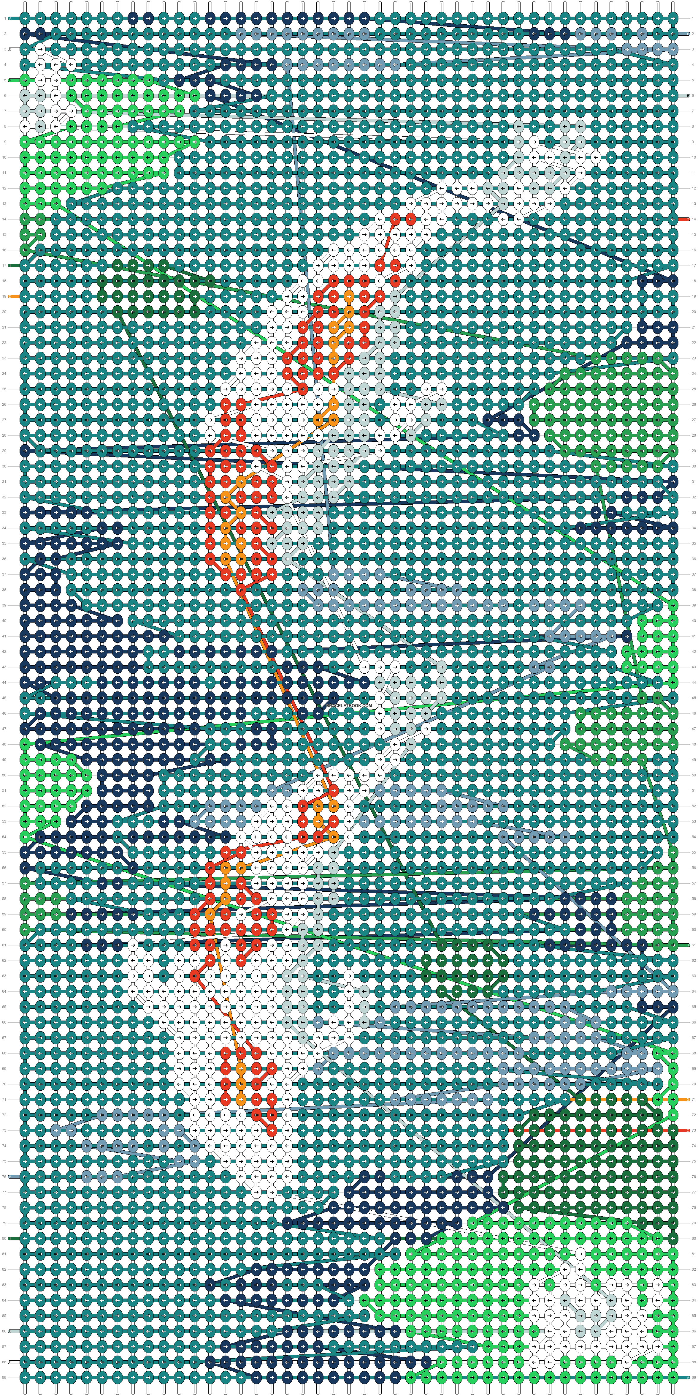 Alpha pattern #36636 pattern