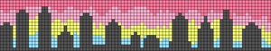 Alpha pattern #36640