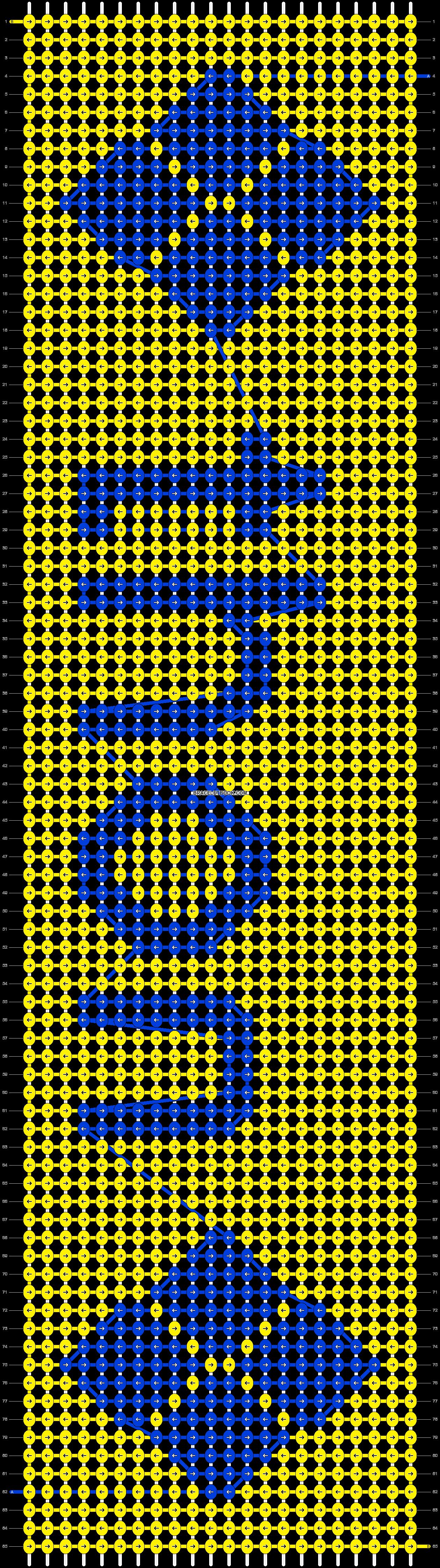 Alpha pattern #36642 pattern