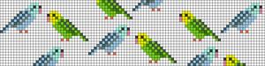 Alpha pattern #36643