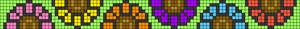 Alpha pattern #36654