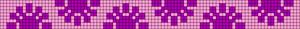 Alpha pattern #36655