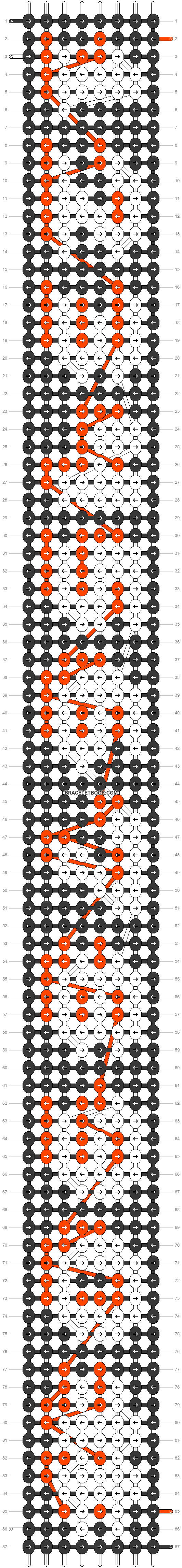 Alpha pattern #36667 pattern