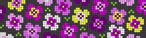 Alpha pattern #36674