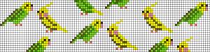 Alpha pattern #36677