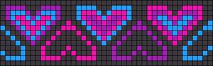 Alpha pattern #36691