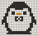Alpha pattern #36696