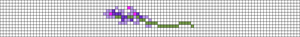 Alpha pattern #36704