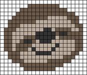 Alpha pattern #36707