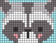 Alpha pattern #36709