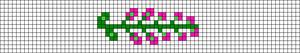 Alpha pattern #36712