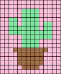 Alpha pattern #36729