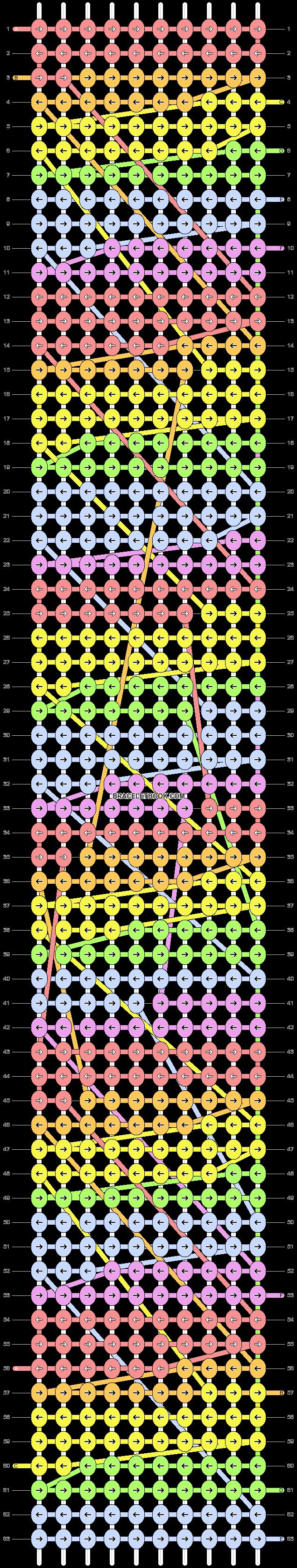 Alpha pattern #36730 pattern