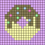 Alpha pattern #36731