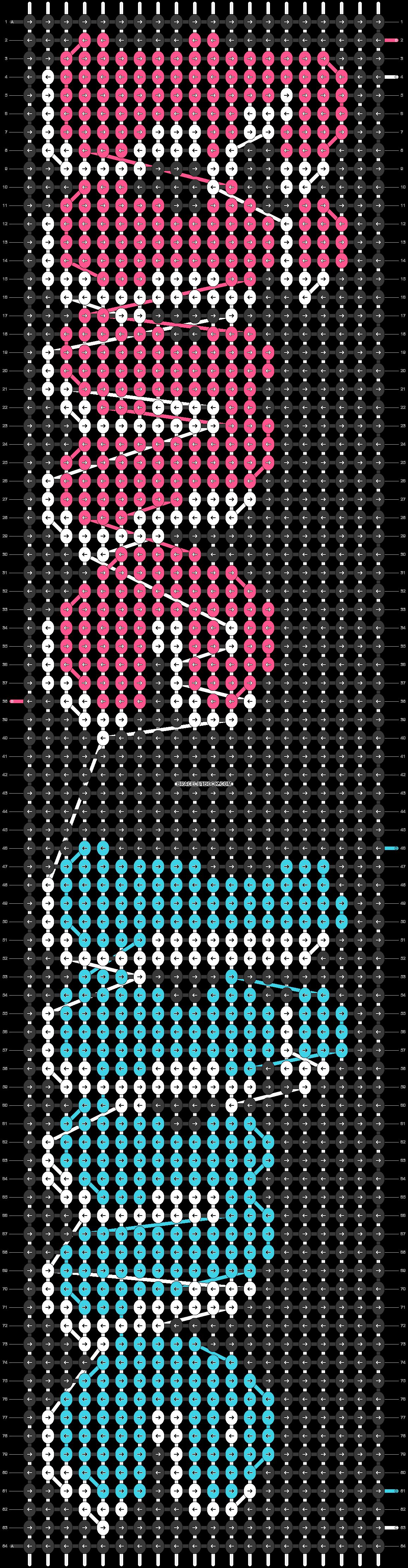 Alpha pattern #36734 pattern