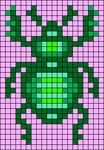 Alpha pattern #36735
