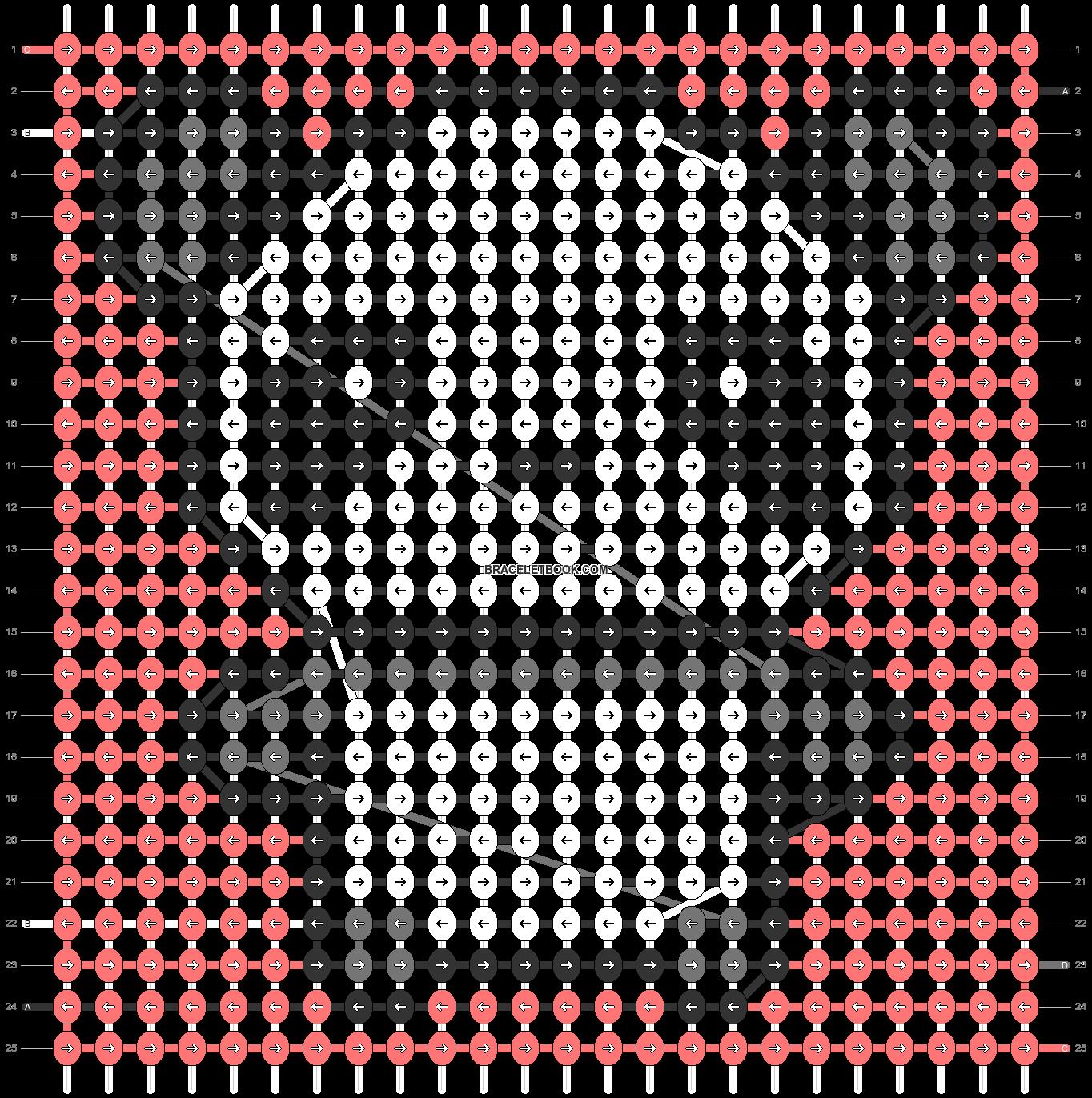 Alpha pattern #36756 pattern