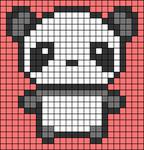 Alpha pattern #36756