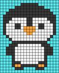 Alpha pattern #36757