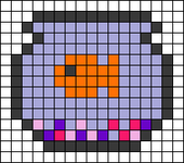 Alpha pattern #36765