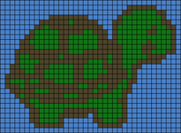 Alpha pattern #36770