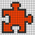 Alpha pattern #36773