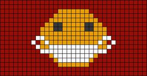 Alpha pattern #36775