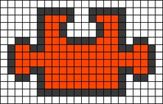 Alpha pattern #36777