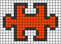 Alpha pattern #36778