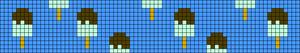 Alpha pattern #36787
