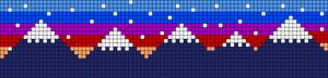 Alpha pattern #36789