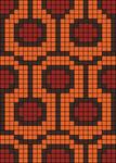 Alpha pattern #36817