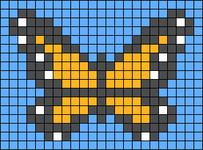 Alpha pattern #36818