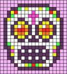Alpha pattern #36829