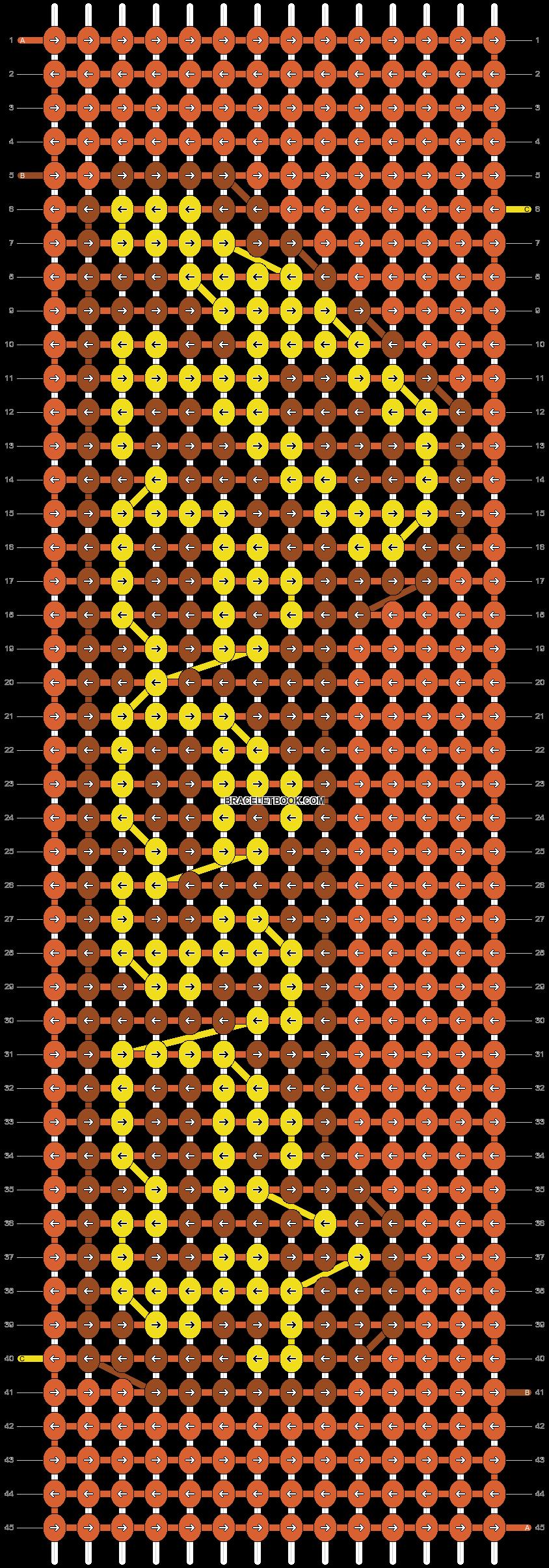 Alpha pattern #36848 pattern
