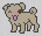 Alpha pattern #36855
