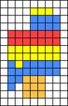 Alpha pattern #36862