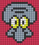 Alpha pattern #36867
