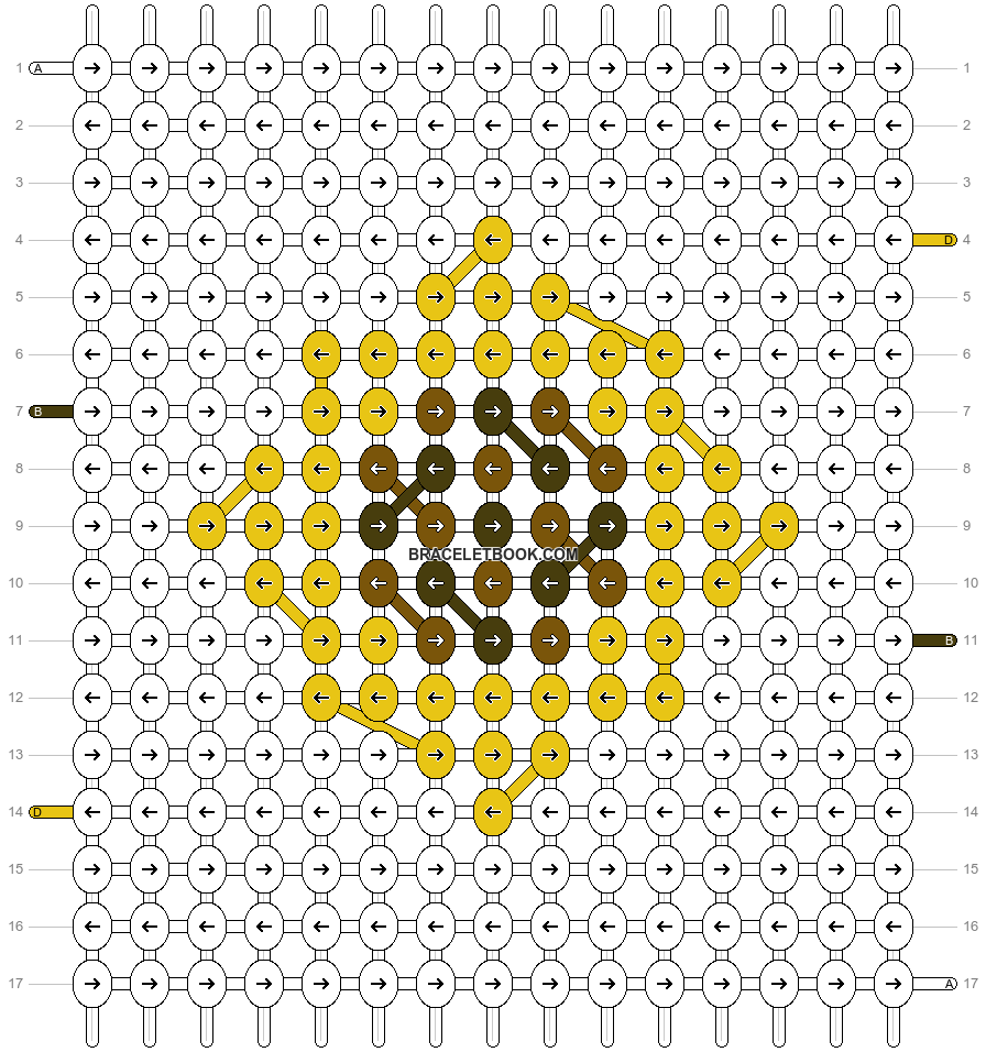 Alpha pattern #36871 pattern