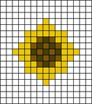 Alpha pattern #36871