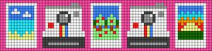 Alpha pattern #36875