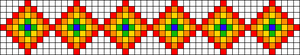 Alpha pattern #36878