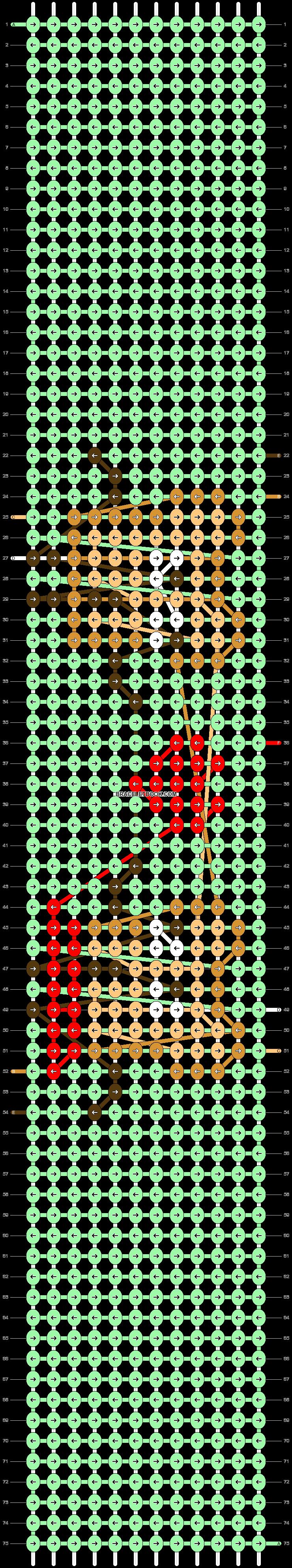 Alpha pattern #36882 pattern