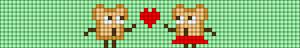 Alpha pattern #36882